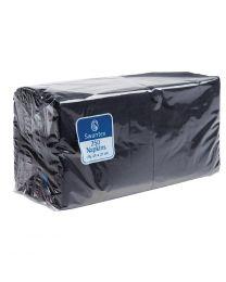 Zwarte servetten voor F980