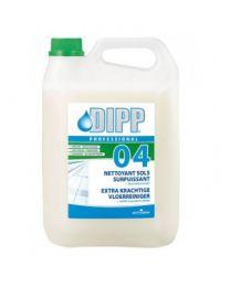 Dipp 04 Extra krachtige vloerreiniger - 5ltr