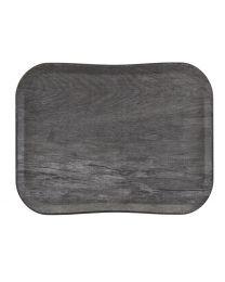 Cambro Century dienblad grijs eiken dessin 33 x 43cm