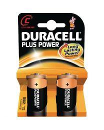 Duracell C batterijen