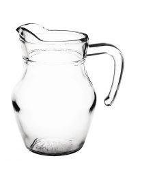 Olympia glazen kannen 0,5L (6 stuks)