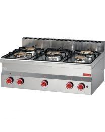 Gastro M 600 gasfornuis 60/90 PCG