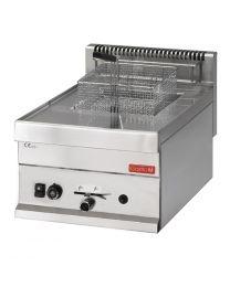 Gastro M 650 gas friteuse 8L 65/40 FRG