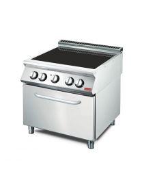 Gastro M 700 plus keramische kookplaat GM70/80 CFVE