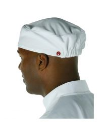 Chef Works Total Vent beanie unisex wit