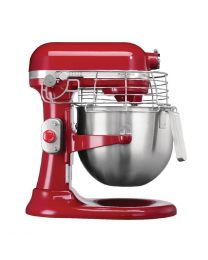 KitchenAid professionele mixer rood 6,9L