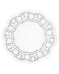 Fiesta papieren taartranden 16,5cm