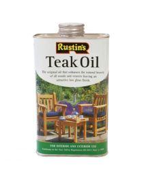 Rustin's teakolie 1L