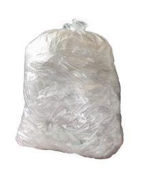 Jantex grote zware kwaliteit vuilniszakken transparant