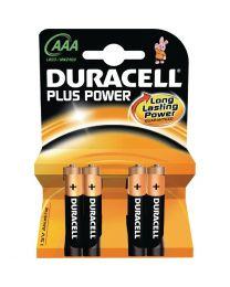 Duracell AAA batterijen x4