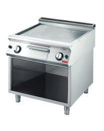Gastro M 700 gas bakplaat 70/80 FTGS-FR