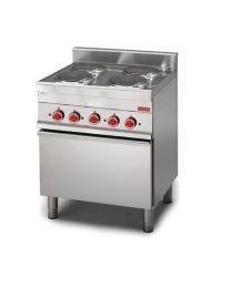 Gastro M 650 elektrisch fornuis 65/70 CFE
