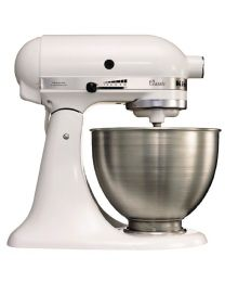 KitchenAid K45 professionele mixer wit 4,28L