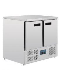 Polar G-serie 2-deurs koelwerkbank 240L