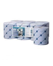 Tork Reflex handdoekrollen blauw